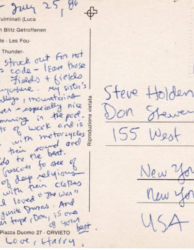 1986-7-25 postcard