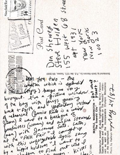 1987-5-24 postcard